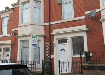 Thumbnail 6 bed terraced house to rent in Ellesmere Road, Benwell