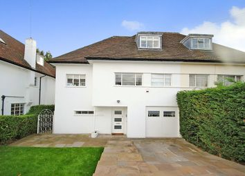 Thumbnail 5 bed semi-detached house to rent in Vivian Way, Hampstead Garden Suburb