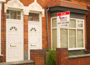 Thumbnail 4 bedroom terraced house to rent in Manilla Road (Epm13), Selly Park, Birmingham, West Midlands