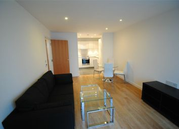 Thumbnail Studio to rent in Waterhouse Apartments, Saffron Central Square, Croydon, Surrey