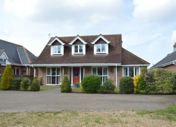 Thumbnail 6 bedroom detached house for sale in Withyfields, Church Lane, Shalfleet, Newport