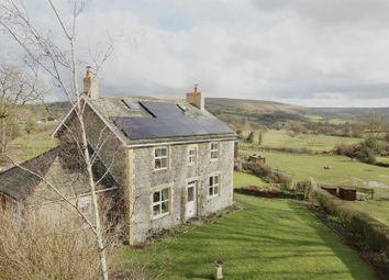 Thumbnail 4 bed country house for sale in Hundred House, Llandrindod Wells