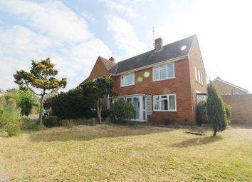 Thumbnail 3 bed semi-detached house to rent in Lancaster Gardens, Earley, Reading