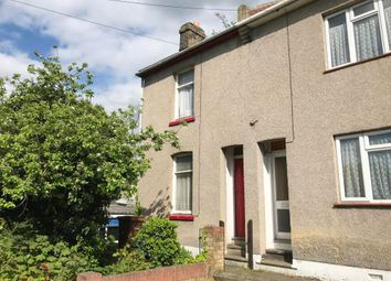 Thumbnail 2 bed end terrace house for sale in 1 Holcombe Road, Chatham, Kent
