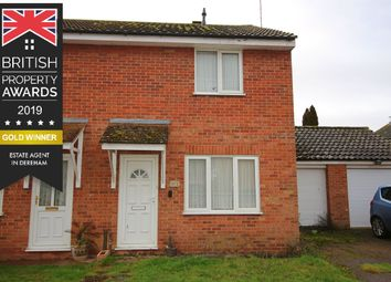 Thumbnail 3 bedroom semi-detached house for sale in Eckersley Drive, Fakenham