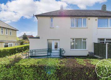 Thumbnail 2 bed semi-detached house for sale in Alderton Bank, Leeds