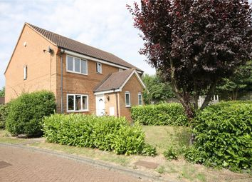 Thumbnail 3 bed semi-detached house for sale in Denton Drive, Marston Moretaine, Bedford