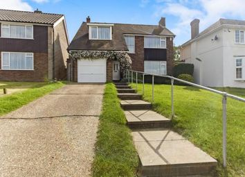 Thumbnail 4 bed detached house for sale in Barnfield Road, Sanderstead, South Croydon, .