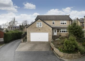 Thumbnail 4 bedroom detached house for sale in Thistle Hill, Huddersfield