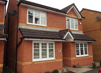 Thumbnail 4 bed detached house for sale in Lentworth Drive, Worsley, Manchester, Greater Manchester