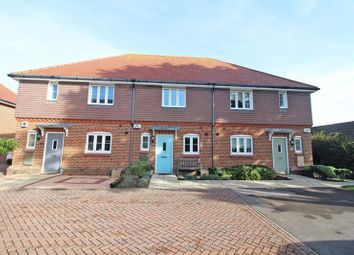 Thumbnail 2 bed terraced house for sale in Southernhay Court, Milford On Sea, Lymington