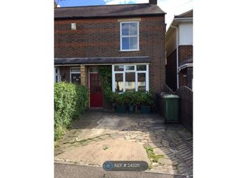 Thumbnail 3 bed end terrace house to rent in Radlett Road, St Albans