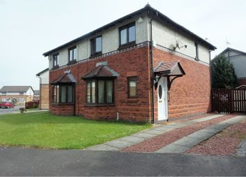 Thumbnail 3 bed semi-detached house for sale in Candren Way, Paisley