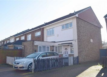 Thumbnail 3 bed terraced house for sale in Caister Drive, Basildon, Essex
