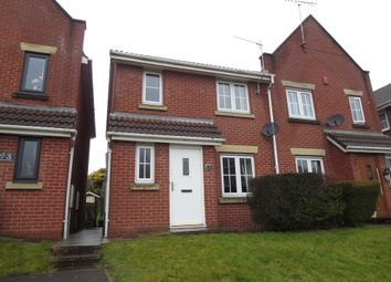 Thumbnail 3 bed mews house for sale in Chasewater Drive, Norton Heights, Stoke-On-Trent
