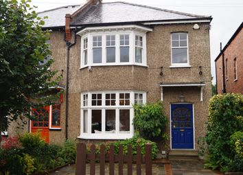 Thumbnail 4 bed semi-detached house to rent in Richmond Road, Barnet