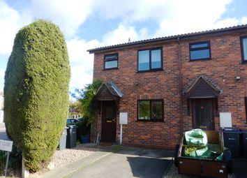 Thumbnail 2 bedroom end terrace house for sale in Lambert Close, Erdington, Birmingham