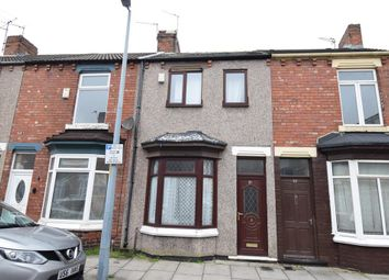 2 bed terraced house for sale in Finsbury Street, Middlesbrough TS1
