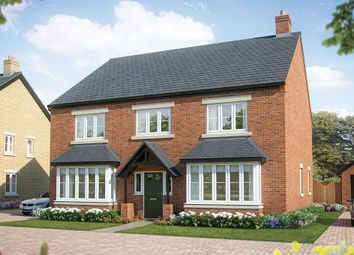 "Thumbnail 5 bed property for sale in ""The Oak"" at Turnberry Lane, Collingtree, Northampton"