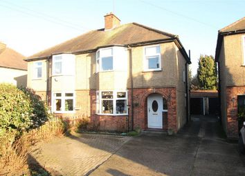 Thumbnail 3 bed semi-detached house for sale in The Avenue, Cowley, Uxbridge