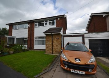Thumbnail 3 bed semi-detached house for sale in Caldwell Avenue, Astley, Tyldesley, Manchester