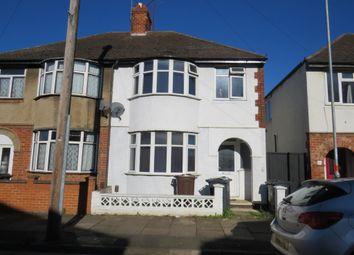 Thumbnail 5 bed semi-detached house for sale in Southfield Avenue, Far Cotton, Northampton