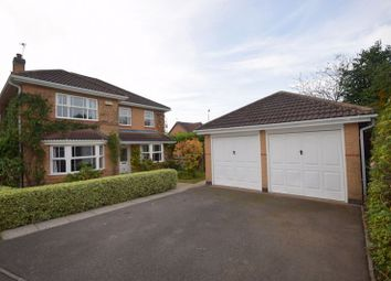 Thumbnail 4 bed detached house for sale in Fairford Gardens, Littleover, Derby, Derbyshire