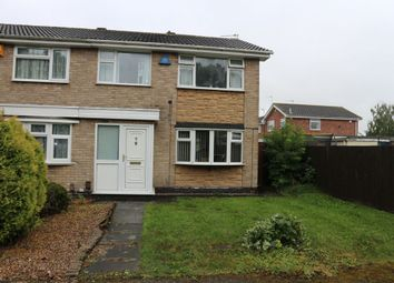 Thumbnail 3 bedroom semi-detached house for sale in Blakesley Walk, Beaumont Leys