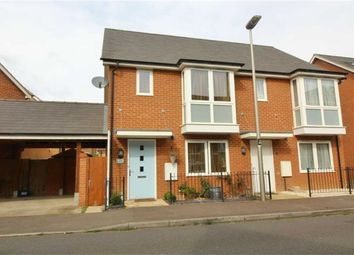 Thumbnail 2 bed semi-detached house for sale in Sinatra Drive, Oxley Park, Milton Keynes