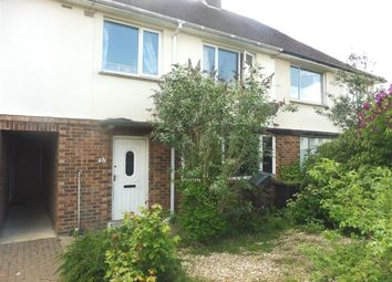 Thumbnail 3 bed terraced house for sale in Denton Close, Rushden