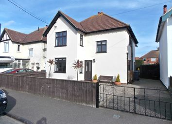 Thumbnail 3 bed detached house for sale in Manwick Road, Felixstowe