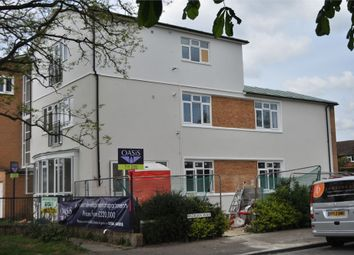 Thumbnail 2 bed flat for sale in Clare Road, Stanwell, Staines