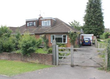 Thumbnail 2 bedroom bungalow for sale in Primrose Hill, Widmer End, High Wycombe