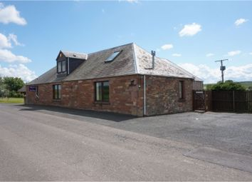 Thumbnail 6 bed detached house for sale in Charlesfield, St Boswells