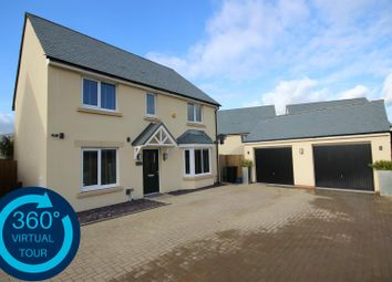 4 bed detached house for sale in Crabtree Close, Cranbrook, Exeter EX5
