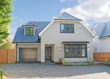 Thumbnail 5 bed property for sale in West Road, Bransgore, Christchurch
