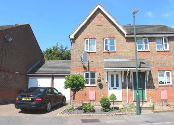 Thumbnail 3 bed detached house for sale in Wentworth Close, Thamesmead