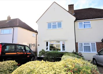 2 bed semi-detached house for sale in Grange Road, Chessington KT9