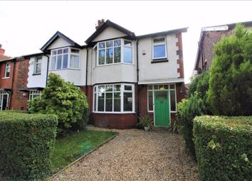 Thumbnail 3 bed semi-detached house for sale in Pine Grove, Prestwich, Manchester