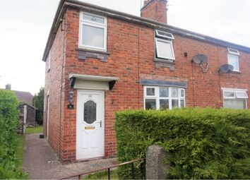 Thumbnail 3 bed semi-detached house for sale in Strand Crescent, Holywell