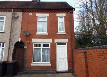 Thumbnail 2 bed terraced house for sale in Pool Bank Street, Nuneaton, Warwickshire