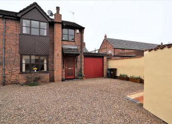 Thumbnail 2 bed semi-detached house for sale in Robey Street, Lincoln