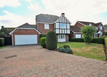 Thumbnail 4 bed detached house for sale in Queensberry Avenue, Copford, Colchester, Essex