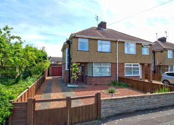 Thumbnail 3 bedroom semi-detached house for sale in The Limes, Sawston, Cambridge