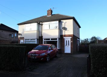 Thumbnail 2 bed semi-detached house for sale in Thorpe Road, Pudsey