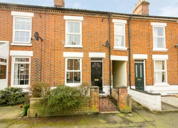Thumbnail 3 bedroom terraced house for sale in Hill Street, Norwich