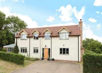 Thumbnail 4 bed detached house for sale in West End, Stevington, Bedford