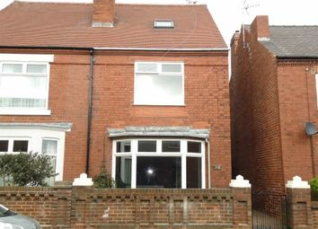 Thumbnail 4 bed semi-detached house to rent in Bamford Street, Marehay, Ripley