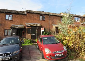 Thumbnail 2 bedroom terraced house for sale in Hedgeside, Crawley