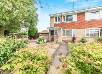 Thumbnail 3 bed end terrace house for sale in Honeyball Walk, Teynham, Sittingbourne